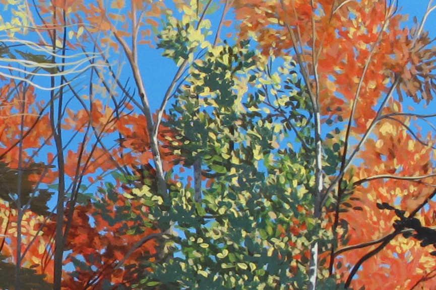 woodward gallery season opening