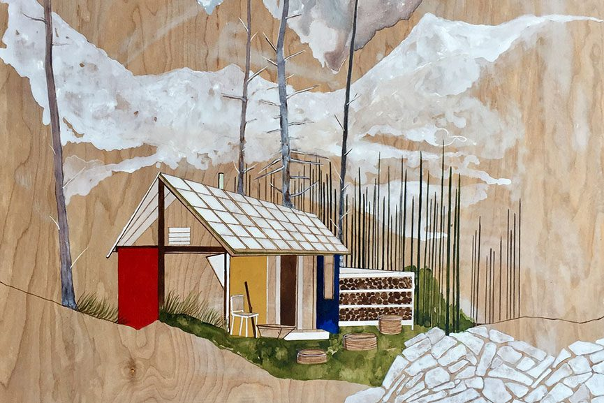Off the Grid, detail