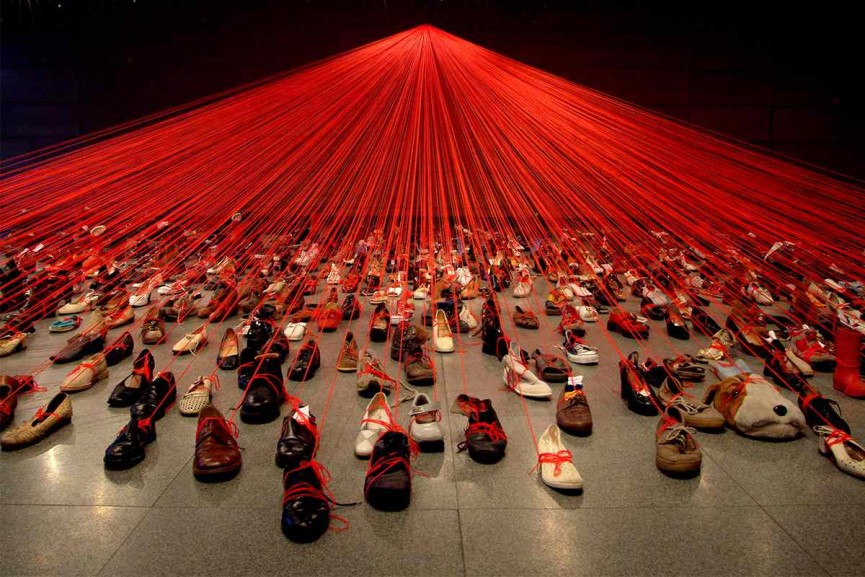 Installation Art – Breaking the Boundaries of Our Perception ...