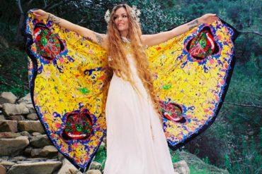 Imitate Modern Welcomes Chloe Trujillo During London Fashion Week!