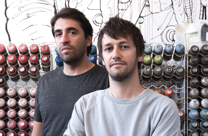 Christian Rebecchi and Pablo Togni 2015 way
