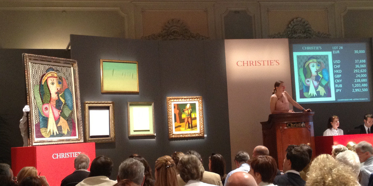 Christie's Milan