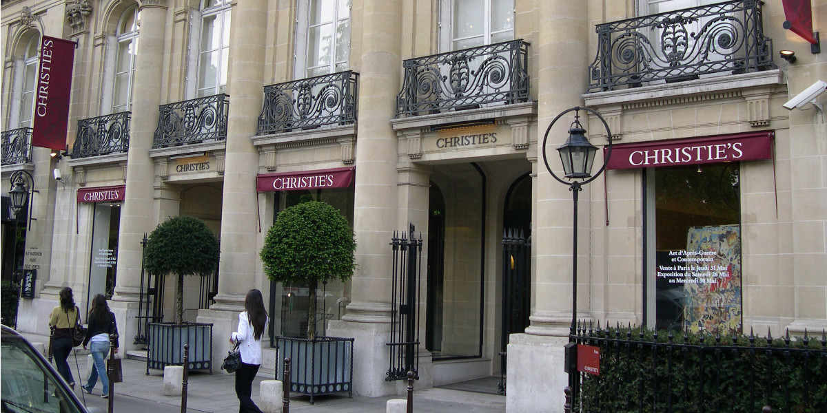 Christie's Paris