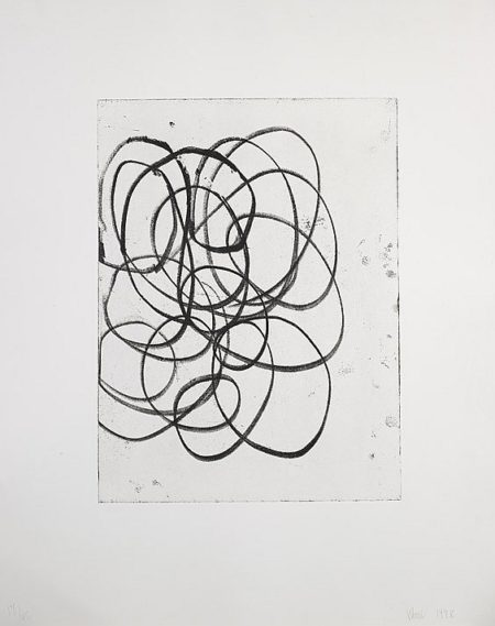 Christopher Wool-Abstract Composition-1998