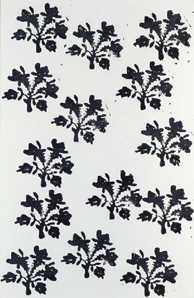 Christopher Wool-Floral-1989