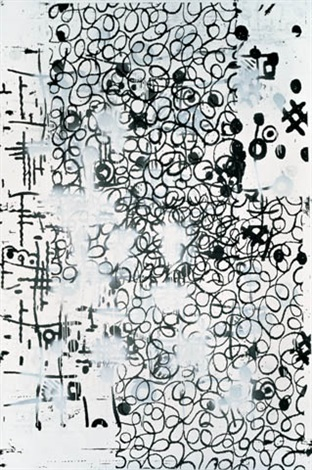 Christopher Wool-If It's Going To Be That Kind of a Party-1989