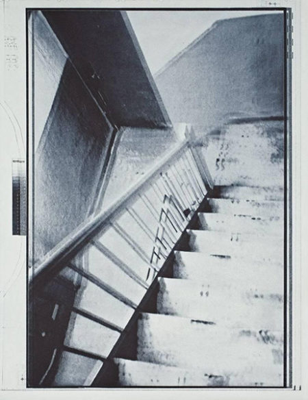 Christopher Wool-Ohne Titel (Stairs)-1997