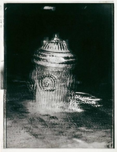 Christopher Wool-Ohne Titel (Water Hydrant)-1997