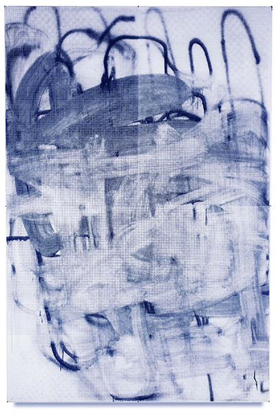 Christopher Wool-One year no halloween (P464)-2004