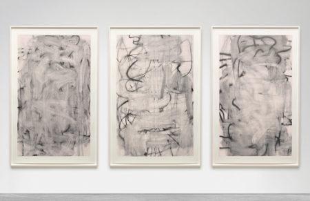 Christopher Wool-Three Women (Light I, II, III)-2005