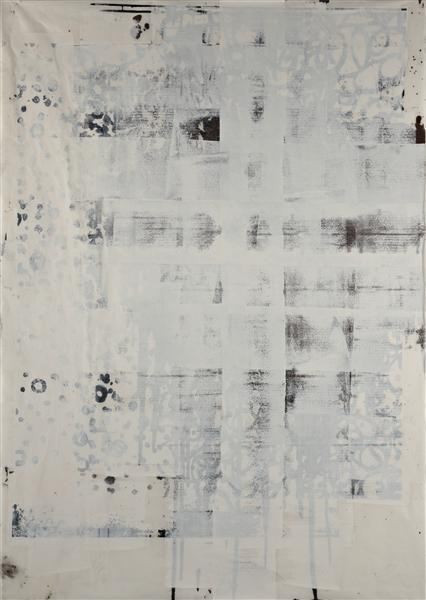 Christopher Wool-Untitled (Erased)-2000