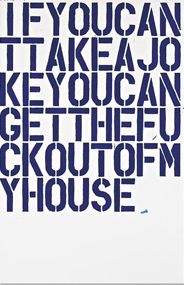 Christopher Wool-Untitled (F48)-1992