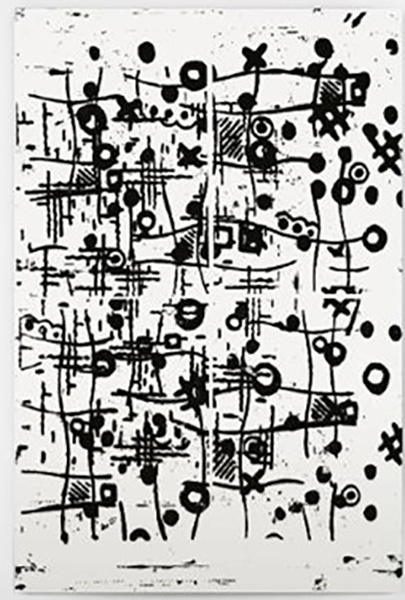 Christopher Wool-Untitled (P285)-1998