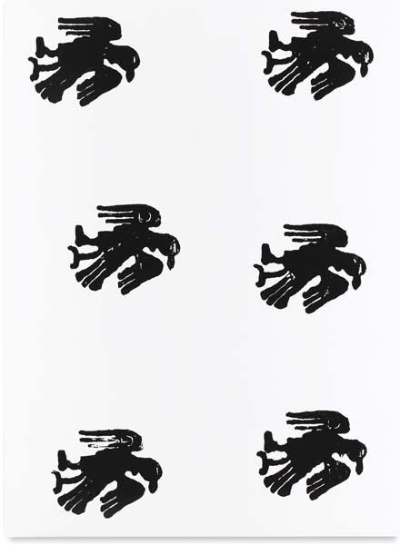 Christopher Wool-Untitled P127-1990