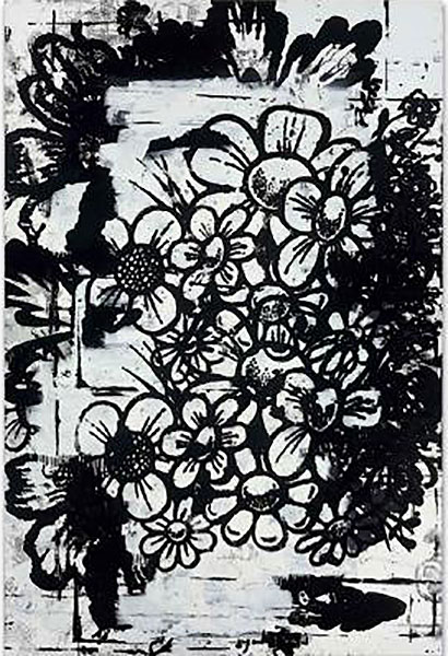 Christopher Wool-Untitled (P183)-1993