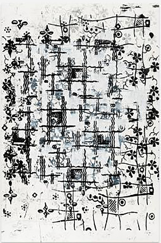 Christopher Wool-Untitled (P251)-1996