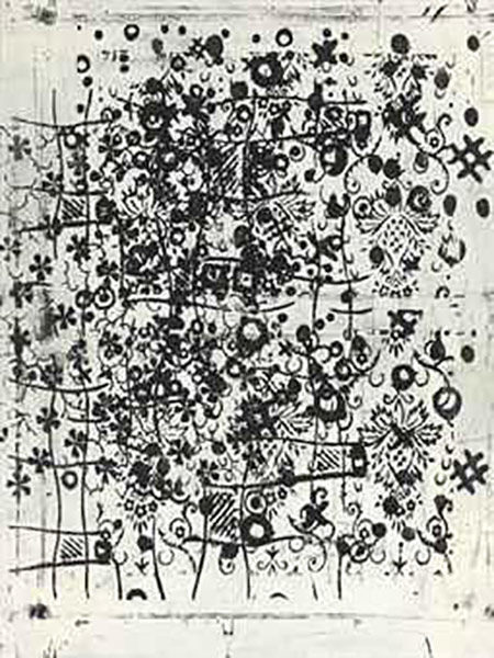Christopher Wool-Untitled (P267)-1997