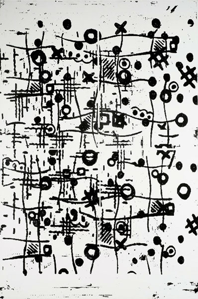 Christopher Wool-Untitled (P278)-1998