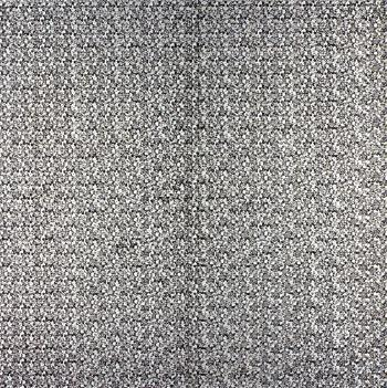 Christopher Wool-Untitled (P30)-1987