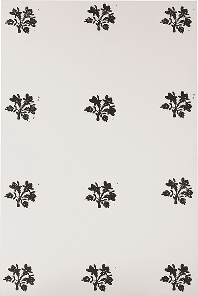 Christopher Wool-Untitled P66-1988