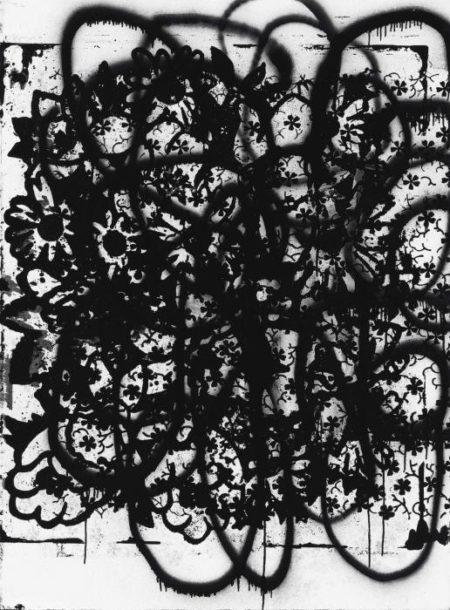 Christopher Wool-Untitled (Wool 1996 Untitled)-1996