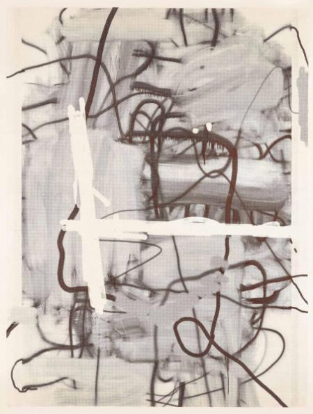 Christopher Wool-Untitled (Wool 2006 in Lower Right)-2006