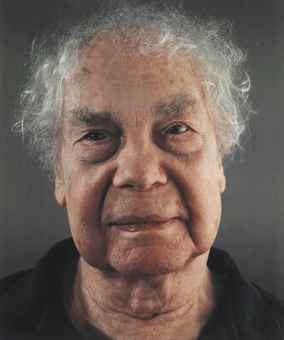 Chuck Close-Merce Cunningham-2004