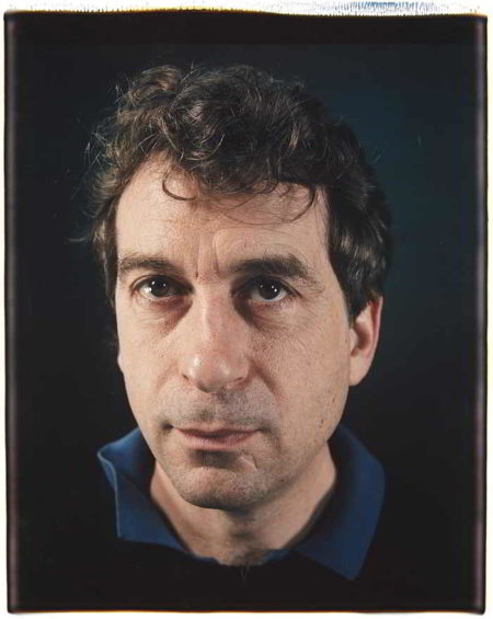 Chuck Close-William Wegman-1980