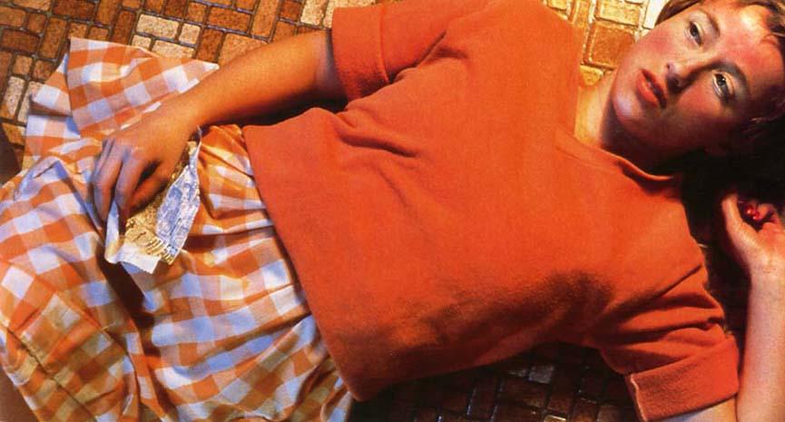 Cindy Sherman -  1981 Untitled #96