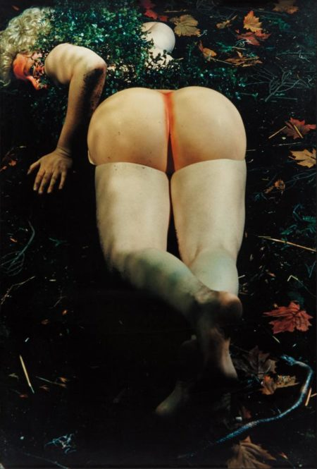Cindy Sherman-Untitled #155-1985