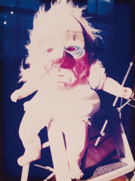 Cindy Sherman-Untitled (Doll with Mask)-1987