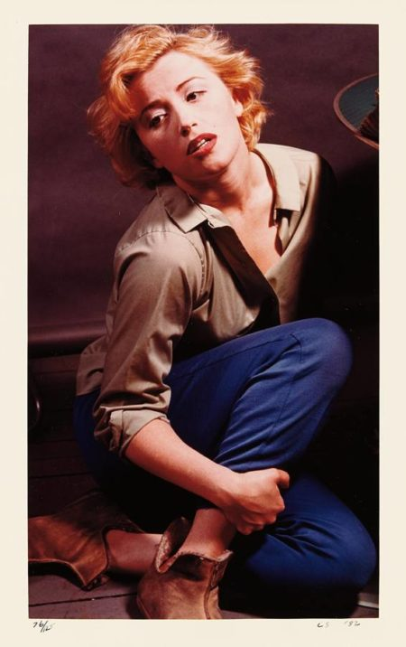 Cindy Sherman-Untitled (Marilyn Monroe)-1982