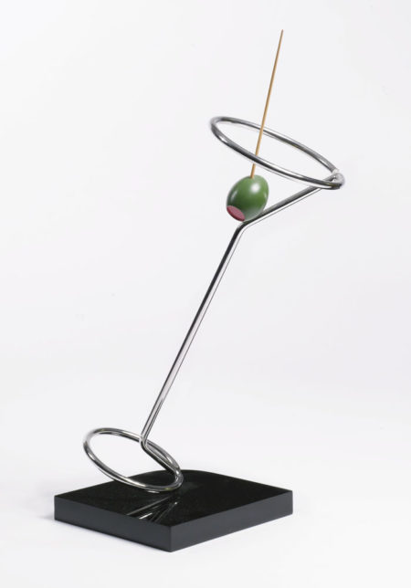 Claes Oldenburg-Tilting Neon Cocktail-1983