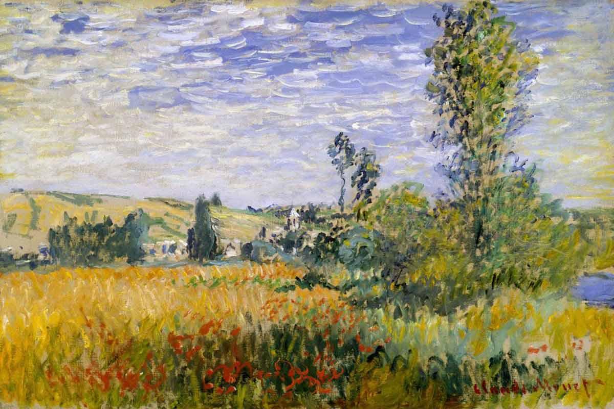 impressionism art landscape - photo #17