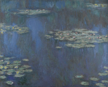 Claude Monet-Nympheas-1905