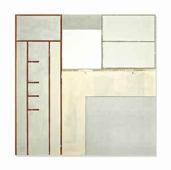 Clay Ketter-Broom Closet Wall #2-2001