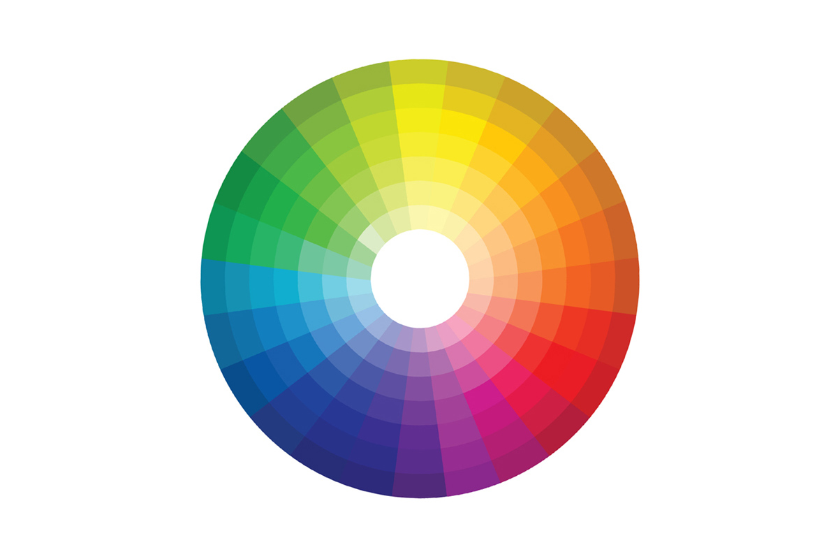 Color theory basics you need to know widewalls How does the colour wheel work