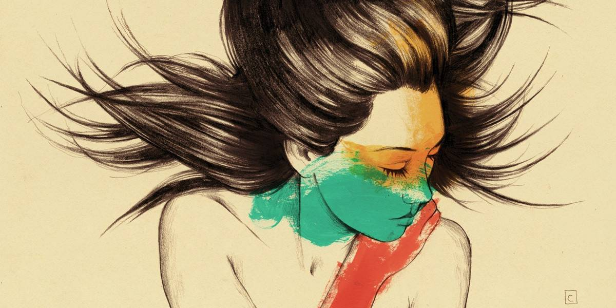 Conrad Roset - Step Two - Image via digitalartsonlinecouk