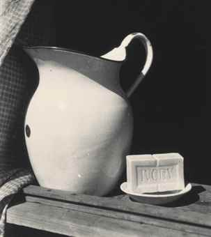 Pitcher and Soap-1925
