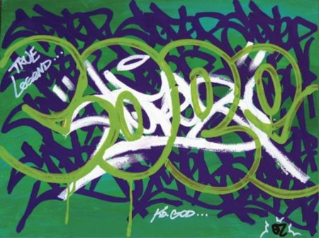 Cope2-Green Throw Up-2007