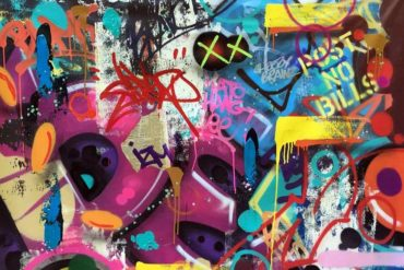 The Street Art Legend Cope2 is Back at Galerie Mathgoth