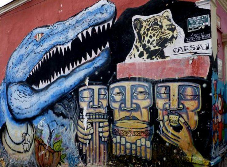 Bogotá Amazing Street Art