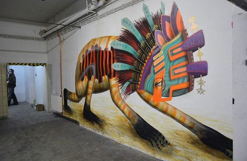 Curiot - Curiot Munich Street Art