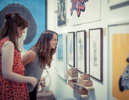 Moniker Art Fair London 2017 - Undergoing an Exciting Evolution