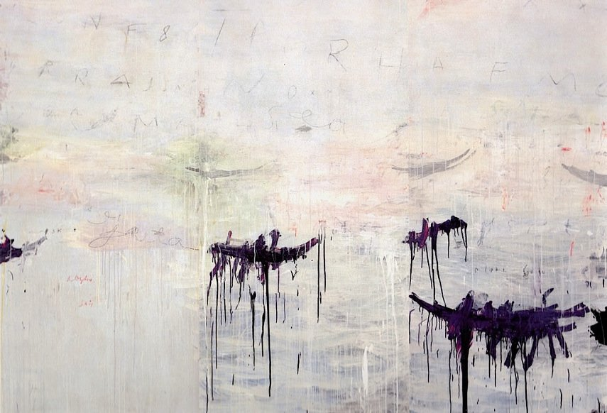 cy view twombly bio cy twombly biography  painting untitled