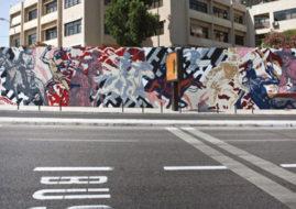 Cyrcle Mural