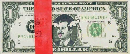 DFACE-Saddam Dollar-2006