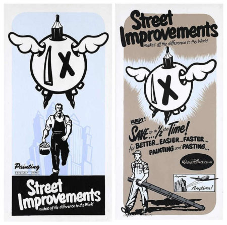 DFACE-Street Improvements (a pair)-