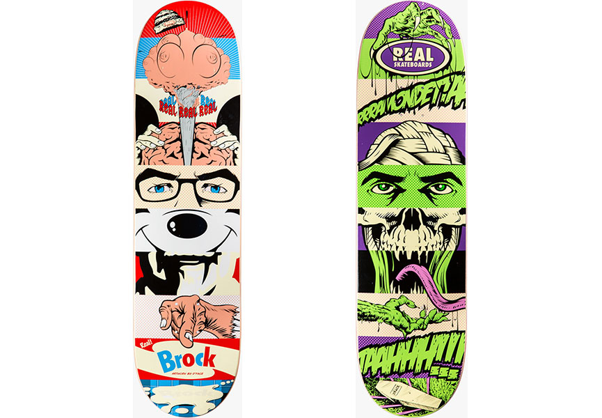 best street art skate decks