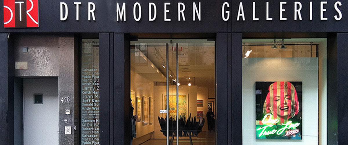 DTR Modern Galleries - New York
